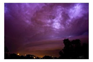 the lazy stormchaser by MarkGreenmantle