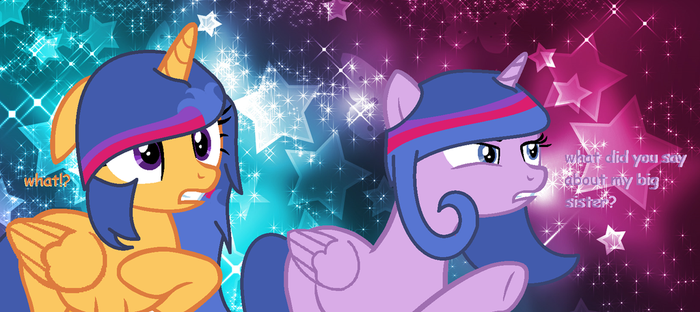 What Did You Say About My Sister? by Stephaniekelly