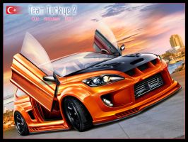 Ford FocusSt-Team Turkiye2-WTB by katre-design