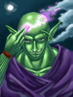 Piccolo by X-babe
