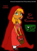 Lil' Linda Lycanthrope by Gummibearboy