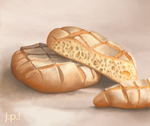 A Biscuit study by JPerezS