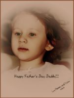 Happy Daddy's Day by oibyrd