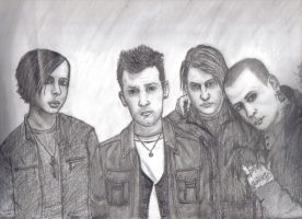 Good Charlotte by ganovina