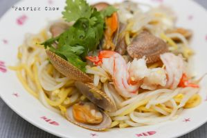 Fried prawn noodles 2 by patchow