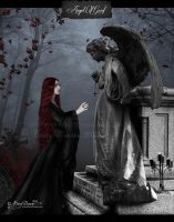 Angel Of Grief by LadyxBoleyn