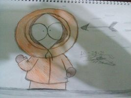 Kenneth Kenny McCormick by greendrawer