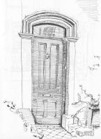 One of the best front doors by BythewayBill