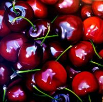 Cherries VI by Lillemut