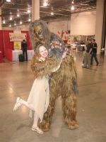 Save a tree, hug a Wookiee by LadyofRohan87