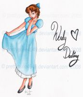 Wendy Darling by prettypixie4949