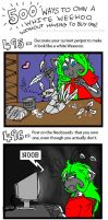 Blah Blah -Issue 500 special- by Roughtiger