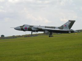 Vulcan Touchdown by Party9999999