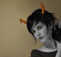 Kanaya Maryam horns update by Cesia