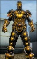 DCUO Scorpion version 3 by HollowBerserk