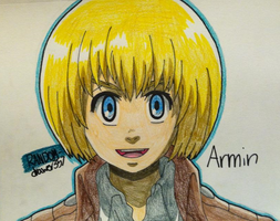 Armin by RANDOM-drawer357
