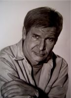 Harrison Ford by Y-LIME