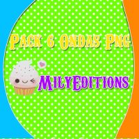 Ondas Png by EditionsMily