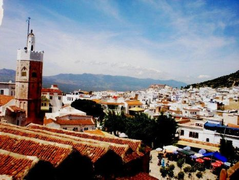 chaouen4 by Martiste