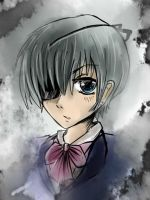 Ciel Phantomhive by LeonS-7