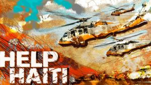 Help Haiti Illustration by PauloDuqueFrade