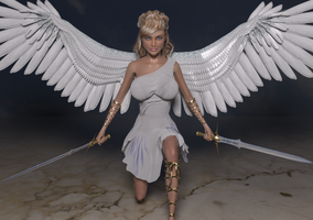 Angel by fredfred5150