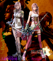 The Farron Sisters by BeeVue