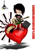 .emo - Music Style Series. by coddih