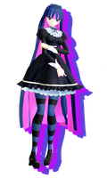 MMD - Casual Stocking WIP by kinoko-hiou