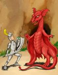 Craiglist Dragon Date by Rene-L