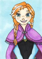Supernova 2014 - Anna ACEO by bittykitty