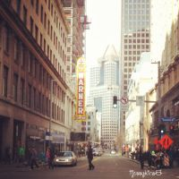 +Downtown+ by iJessykins