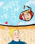 Stony - Marry me Cap by Tsuki-Nekota