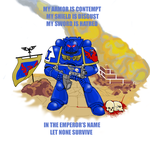 Space Marine by 0Ash0