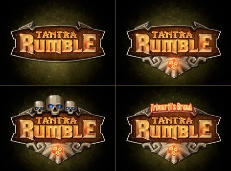 Tantra Rumble logo design by SOSFactory