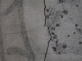 Wall texture with cracks 5 by Patterns-stock