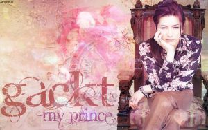 Gackt My Prince by JangNoue