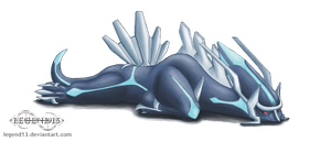 Bored Dialga is Bored
