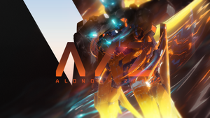 Aldnoah Zero Wallpaper by MikoyaNx