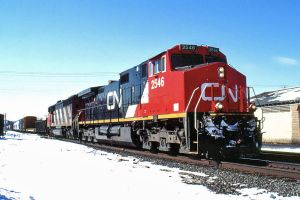 CN 2546 on 40T by cr6660