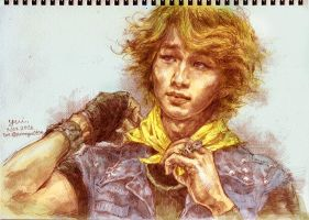 Onew by o-o-Yuigon-o-o