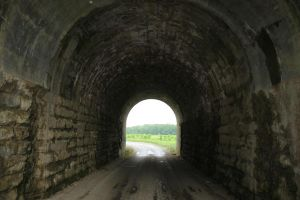 tunnel stock 1 by JustinByerline-Stock