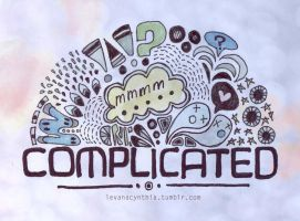 COMPLICATED by levanacynthia