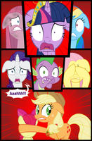 My little pony - the six winged serpent - p13 by Culu-Bluebeaver