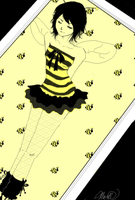 Bumble Bee by mariehchan