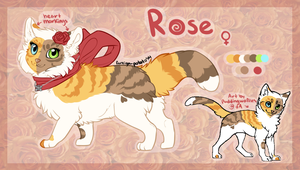 Rose Ref by foreign-potato