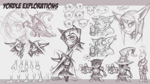 Yordle Explorations, KNKL by Knockwurst