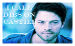 Dibs on Castiel stamp by IFuckingHateDallas