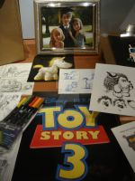The Art of Toy Story 3 by kjtgp1