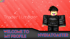 Welcome To My Profile NvidiaToaster by SolutionDesigns